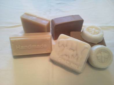 First GM soaps