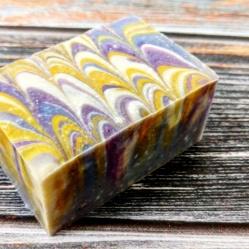 Blossom - Alluring Lilac Goat Milk Soap